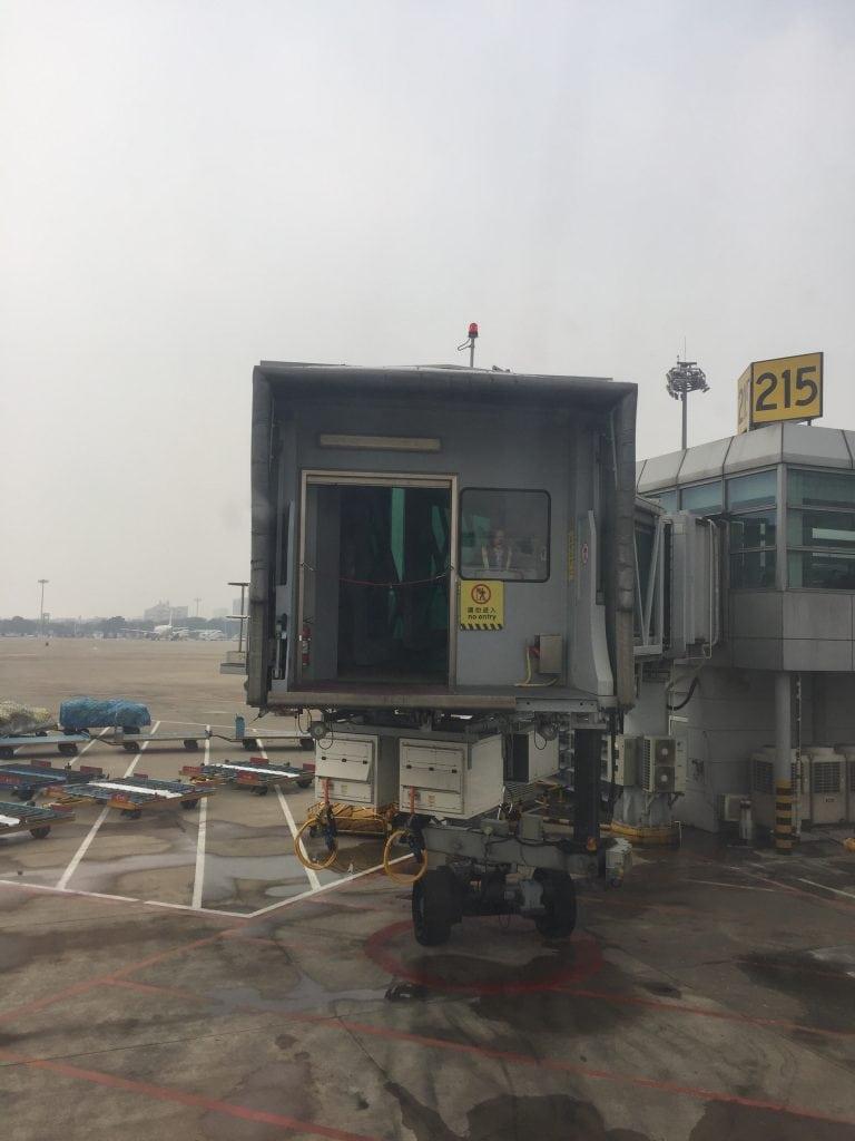 aeropuerto de Hangzhou